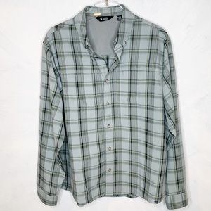 EMS Long Sleeve Vented Button Down